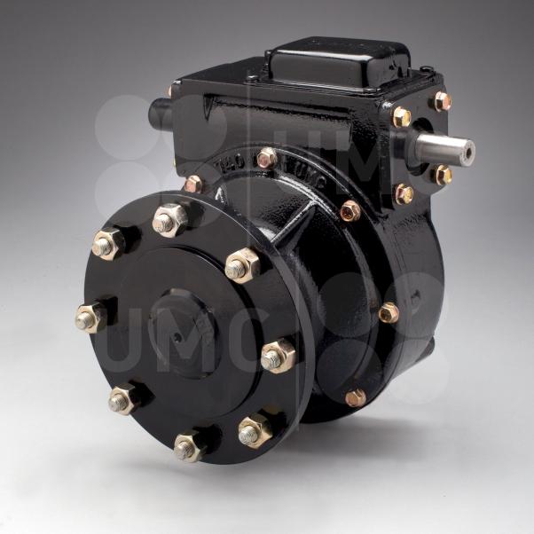 DT UMC Wheel Gearbox 50:1 Non - Towable
