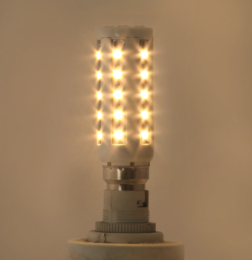 Light LED B22 Clear 85 - 256V