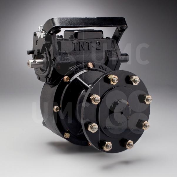 DT UMC Wheel Gearbox 50:1 Towable TNT-2